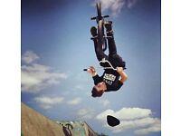 Private BMX lessons & Summer BMX club.