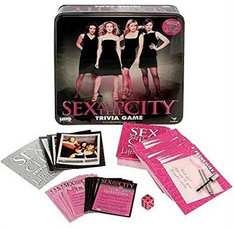 Sex and the City trivia game | in Acton, London | Gumtree