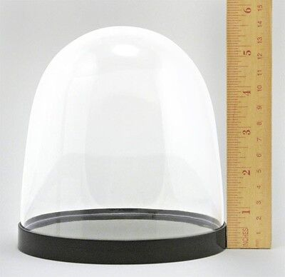 Make Your Own Snow (DIY Make Your Own Snow Globe Kit w/1 XLG oval plastic Snowglobe fun &)