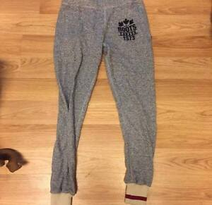 Roots limited edition cabin sweat pants