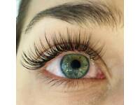 Classic Eyelash Extentions. ONLY £20 FOR FIRST 5 CLIENTS!