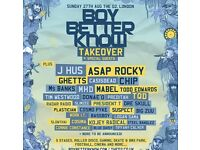 Boy Better Know (BBK) Takeover