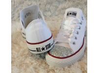 💜 Original Chuck Taylor All Star Bling Converse 💜 All sizes available 💜