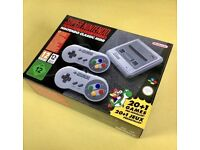 Nintendo SNES Classic Mini ** Brand New Unopened with Receipt **