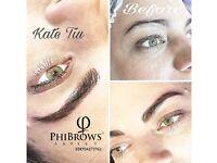Microblading 🌸Phi Brows Artist 🌸Semi Permanent Eyebrows 🌸hair stroke