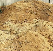 FREE Stable Manure - premium & fertile - great for gardens!! Nullawil Buloke Area Preview