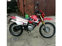Moto Roma MRX 125