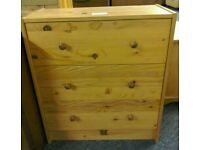 Chest of drawers #29483 £20