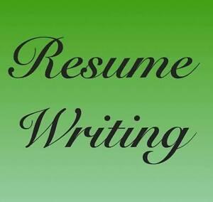 Face to Face CV/ Resume Writing- Fast Response Parramatta Parramatta Area Preview