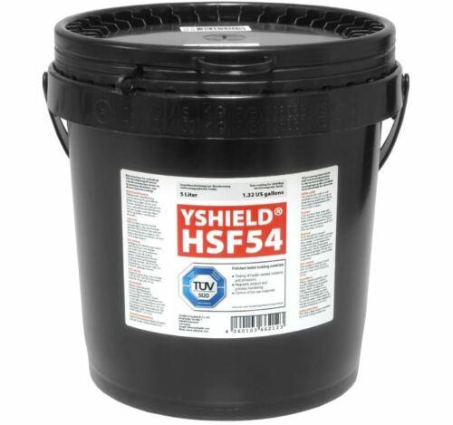 YSHIELD HSF54 - Certified EMF 5G Shielding Paint 5L (Internal/External use)