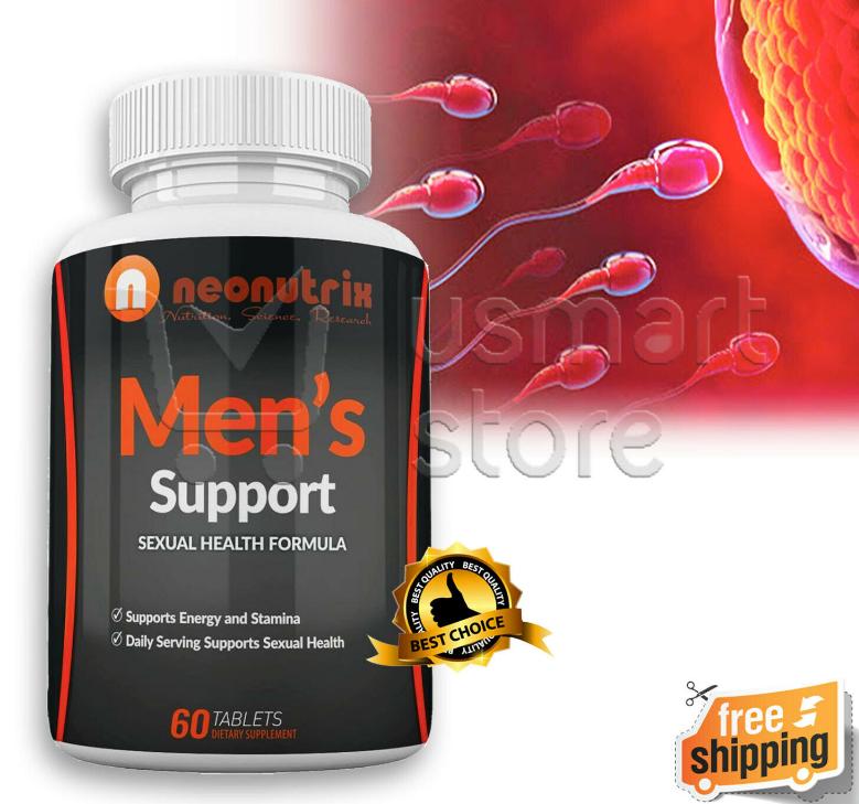 Pastillas Fertilidad - Aumenta Volumen Y Calidad De Esperma Espermatozoides #NEW