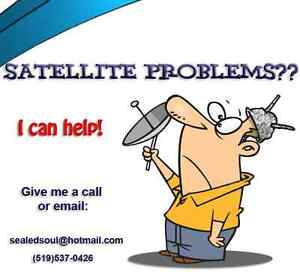 SATELLITE INSTALLATION SERVICE - Bell - Shaw - FTA - Direct TV London Ontario image 1