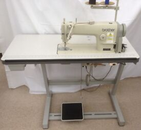 Brother industrial sewing machine model SL-110-3. **PRICE REDUCED**