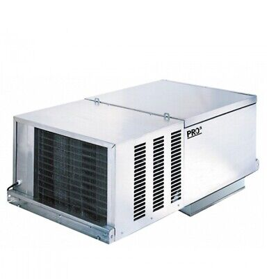 Heatcraft 12 Hp Self Contained Walk In Cooler Condenser Compressor 5120 Btuh