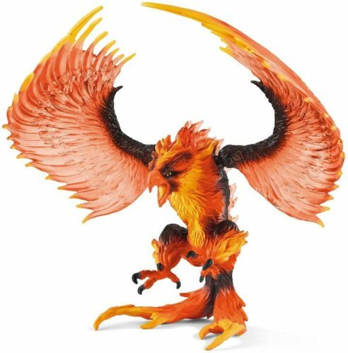 <><  Fire Eagle  Schleich 42511 Stunning  Eldrador strong tough