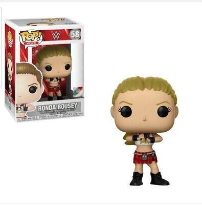WWE Pop! Vinyl Figure - Ronda Rousey *BRAND NEW*