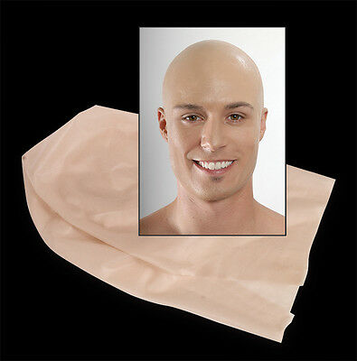 MEHRON PROFESSIONAL QUALITY LATEX BALD CAP STAGE THEATRICAL TV COSTUME MAKEUP ](Theatrical Quality Costumes Halloween)