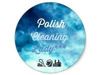 Polish Lady Cleaning