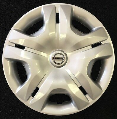 "NEW 2010 2011 2012 Nissan VERSA 15"" Hubcap Wheelcover AM"