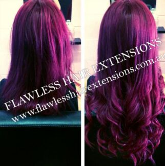 8hrs Training on Russian Human Hair Extensions 6 Method Courses Lane Cove Lane Cove Area Preview