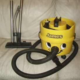Numatic James Autosave vacuum cleaner hoover JVP180A . working-good condition with attachments