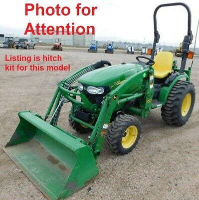 For John Deere 2520 2720 2027r 2032r 3pt Hitch Lva803672 Yanmar Tractor
