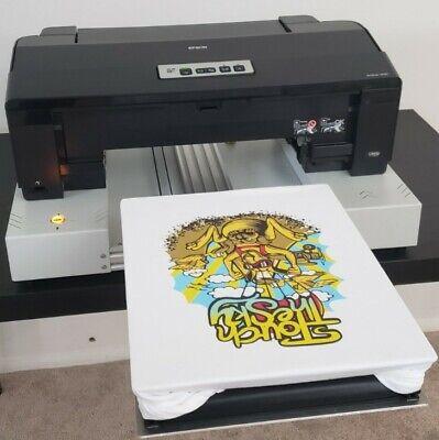 Dtg Bg Direct To Garment Printer T Shirt Printer Apparel Printer Textile Printer