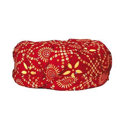 Traditional Indian Lal Pagadi Musician Hat Turban -Great Halloween Costume Raga](Musician Halloween Costume)