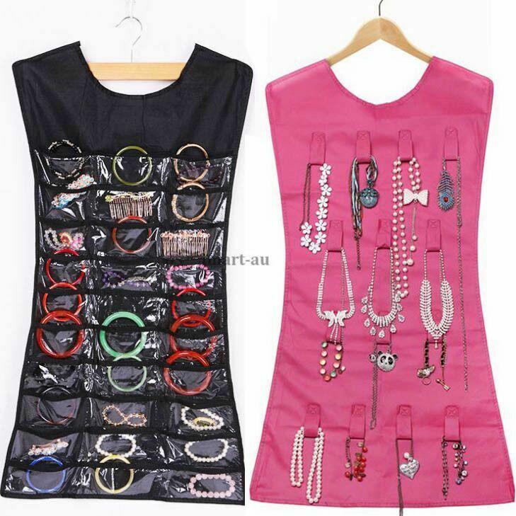 Jewellery - Jewellery Hanger bags Hanging Jewellery Organiser Earring Display Holder