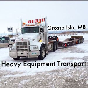 Lowbedding and Equipment Transport