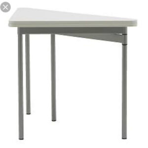 Table pliante IKA blanche