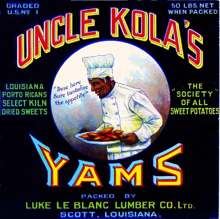 Scott Louisiana Uncle Kola