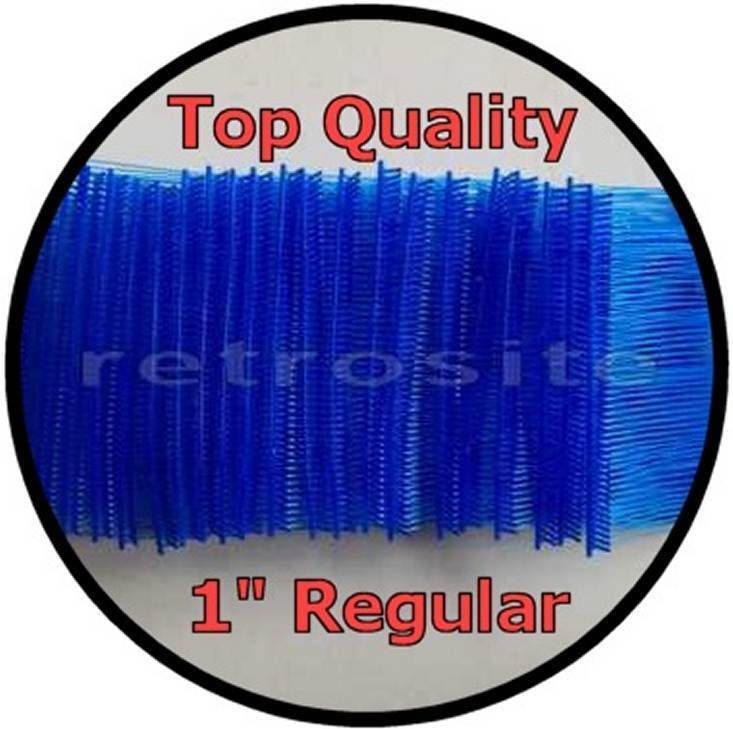 "1000 BLUE Price Tag Tagging Gun 1"" (1 Inch) REGULAR Barbs Fasteners TOP QUALITY"