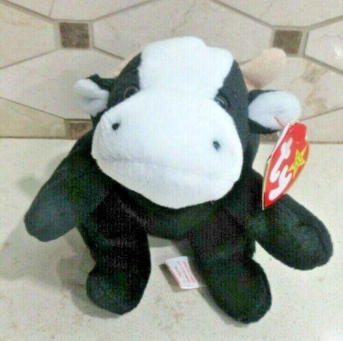 Ty Beanie Baby Daisy the Cow style 4006 DOB 5-10-94 MWMT