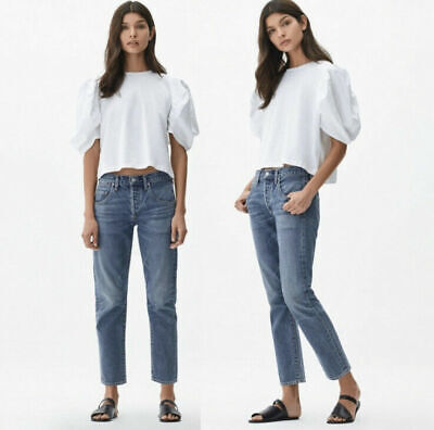 CITIZENS OF HUMANITY Size 27 Emerson Slim High Rise Boyfriend Jeans