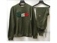 Men's Gucci Tracksuit small