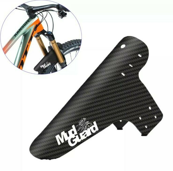 MTB Mudguard US Seller! Mountain Bike Bicycle Fender Bikes Front Tire Mud Guard