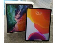 Apple iPad Pro 4th Gen. 128GB, Wi-Fi + Cellular (Unlocked) 12.9 in - Space Grey