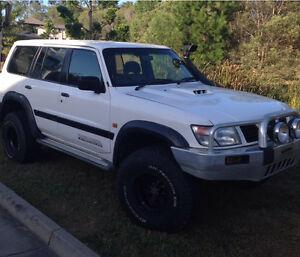 RD28 Nissan Patrol GU Ormeau Gold Coast North Preview