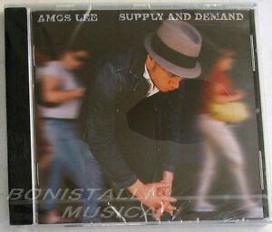 AMOS-LEE-SUPPLY-AND-DEMAND-CD-Sigillato