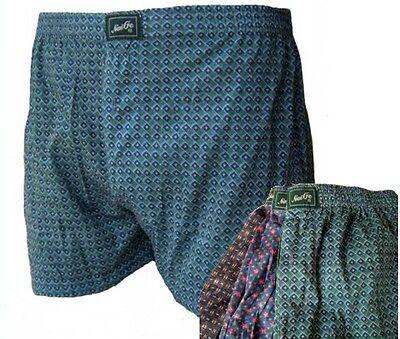 "15 Herren Boxershorts Boxershort  ""American Style B""  gem.Farben Gr. L / 5-6"