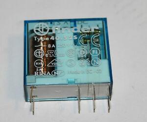 Finder-40-52-12V-DC-8A-Rele-in-miniatura-miniaturizzato-Relay-Relais-Rele