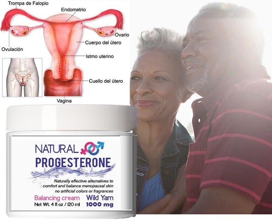#1 Crema De Progesterona De Soluciones Moderna USP BALANCING 4 OZ BEST DEAL
