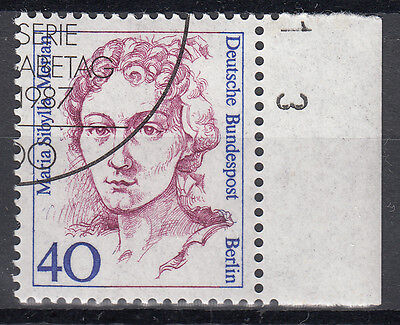 Berlin 1987 Mi. Nr. 788 mit Rand Gestempelt (24742)