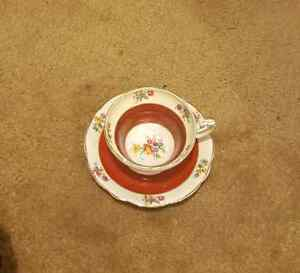 Tea cup and saucer Prince George British Columbia image 2