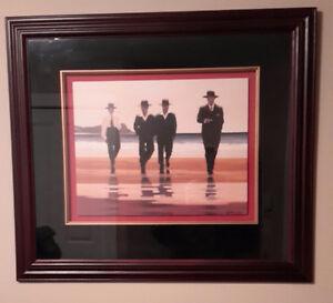 """The Billy Boys"" by Jack Vettriano (Kelowna)"