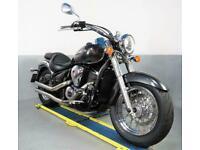 2015 65 Kawasaki VN900 Classic 8k one owner ,nice pipes heated gips ,cruiser