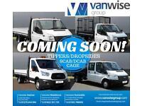 2014 Ford Transit 350 C/C DRW Diesel white Manual