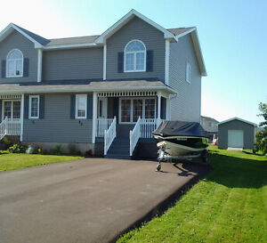 FULLY FINISHED SEMI IN MONCTON NORTH!