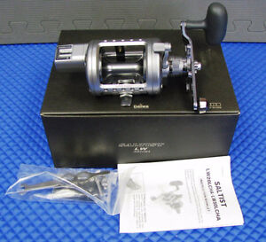 NEW Daiwa Saltist LW 30LCHA Levelwind Line Counter fishing Reel